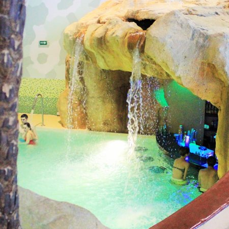 Аквапарк Уфа - Кафе и аквабар
