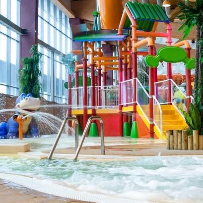 Аквапарк Уфа - Детские площадки